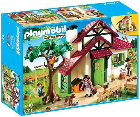 Playmobil City Life – Forsthaus (6811) ab 22,94€ (statt 30€)