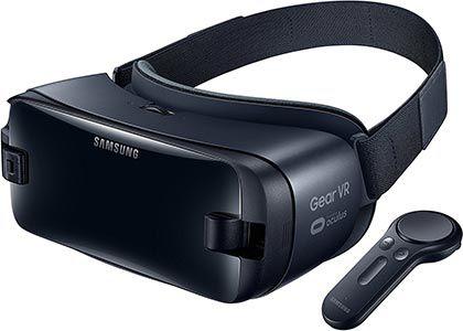 Samsung SM R325 Gear VR mit Controller für 53,91€ (statt 94€)   wie neu