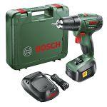 Bosch PSR 1800 LI-2 Akkuschrauber mit 1 Akku für 85,94€ (statt 129€)
