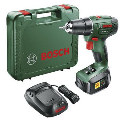 Bosch PSR 1800 LI 2 Akkuschrauber mit 1 Akku für 85,94€ (statt 129€)
