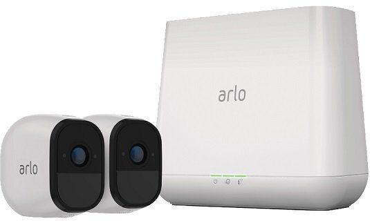 Netgear Arlo Pro Smart VMS4230 Sicherheitssystem mit 2 Kameras für 299,99€ (statt 380€)