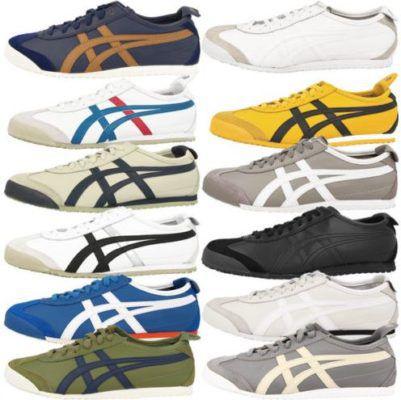 Asics Onitsuka Tiger Mexico 66 + Aaron Vintage Damen & Herren Sneaker für 54,90€