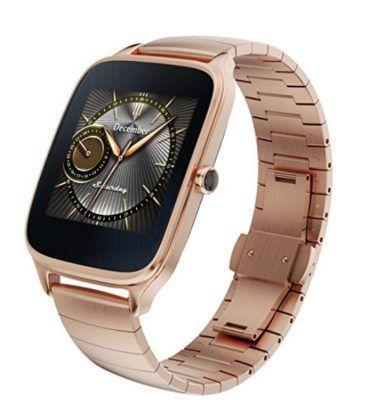 ASUS ZenWatch 2 Smart Watch Metall in Rosegold für 99,99€ (statt 179€)