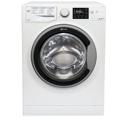 Bauknecht WM Sense 8G42PS Waschmaschine 8 kg für 369€ (statt 435€)