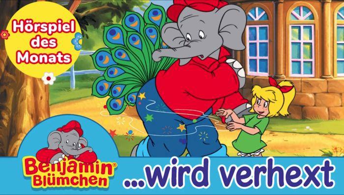 Benjamin Blümchen wird verhext (Folge 36, Hörspiel) kostenlos