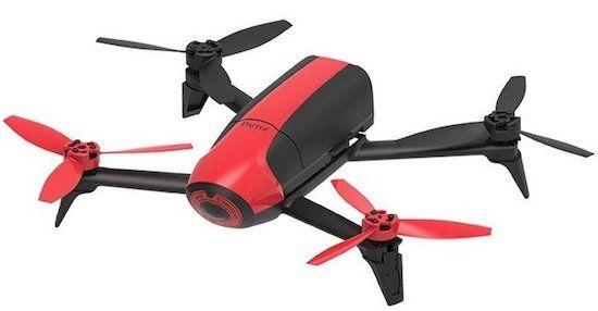 Parrot Bebop 2 Drohne mit Full HD Kamera und bis zu 25 Minuten Flugzeit für 205,90€ (statt 320€)