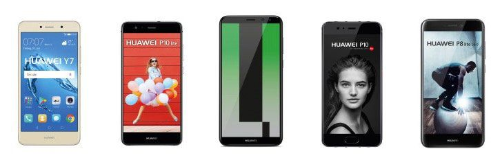 20% Rabatt auf Huawei Smartphones   z.B. Huawei P10 für 359,20€ (statt 386€)