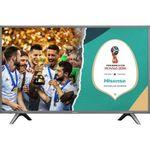 Hisense H43NEC5605 – 43 Zoll 4k Fernseher mit Triple-Tuner und WLAN ab 289,99€ (statt 369€)