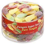 600 Stück (6 Dosen) Red Band Fruchtgummi Zungen Super-Sauer für 13,79€ (statt 25€)