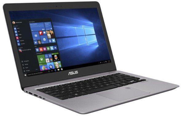 Asus Zenbook UX310UA FC976T   13,3 Zoll Full HD Notebook mit i7 8550U + 256GB SSD für 849€(statt 1.038€)