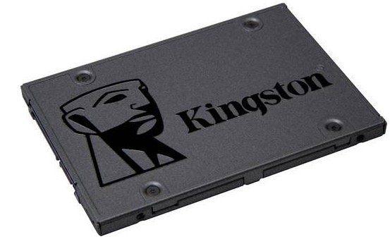 Kingston A400 SSD mit 120GB für 27€ (statt 30€)