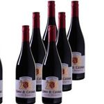 12 Flaschen Comte de Caransac Rotwein für nur 29,99€