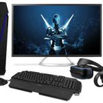 Medion Erazer X67028 High-End Gaming PC + X1000 MR Glasses inkl. 2 Motion Controller + 31,5 Zoll X58222 QHD Monitor & Gaming Set für 2.999€ (statt 3.500€)