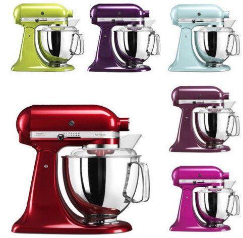 KitchenAid Artisan 5KSM175PS Küchenmaschine (refurbished) ab 341,10€ (statt neu 450€)   nur eBay Plus Mitglieder!