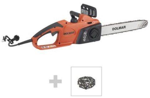 Dolmar ES43TLCX 40 Elektro Kettensäge + 2. Kette für 80,91€ (statt 94€)