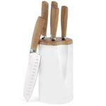 Springlane Smilla Keramik Messerblock 6-teilig für 49,90€