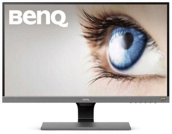 BenQ EW277HDR   27 Zoll Full HD Monitor mit HDR 10 für 179€ (statt 216€)