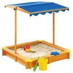 15% Rabatt auf Gartenspielzeug bei LIDL – z.B. Playtive Junior Sandkasten für 47,44€ (statt 60€)