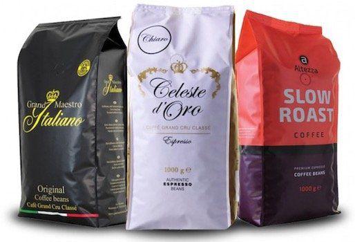 3kg Exklusives Kaffeepaket mit Bestsellern für 29,99€