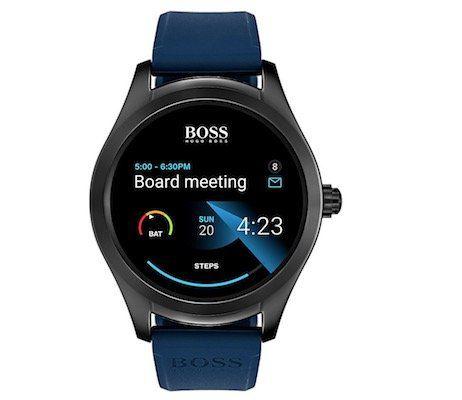 Wieder da! Boss Touch 1513552 Damen Smartwatch für nur 269,40€ (statt 359€)