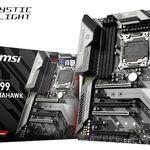 MSI X299 Tomahawk Mainboard (Intel Sockel 2066) für 149€(statt 195€)