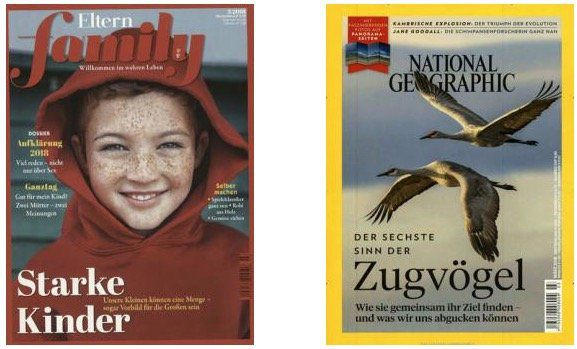 DPV Frühlings Kampagne mit richtig guten Zeitschriften Abos + großen Prämien