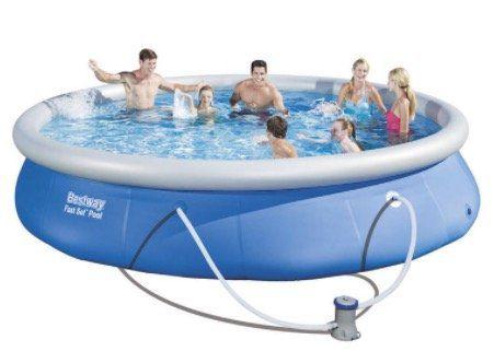20% Rabatt auf alle Pools und Zubehör bei LIDL (ab 50€)   z.B. Bestway Fast Set Pool 457 x 84cm für 108,15€ (statt 135€)
