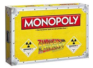 Top! Monopoly Zurück in die Zukunft   Standard Edition für 16,48€ (statt 27€)
