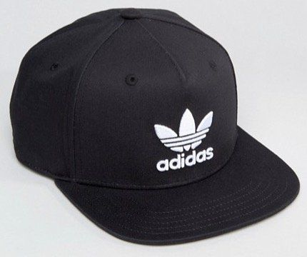 adidas Originals Snapback Kappe mit Dreiblatt Logo für 20,49€ (statt 23€)