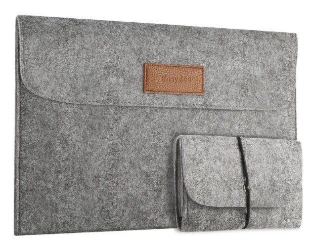 EasyAcc Filz Hülle für MacBook Air/Pro 13 für 9,99€