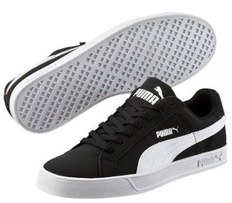 Puma Smash Vulc Sneaker für 22,95€ (statt 42€)   nur 44 bis 47