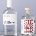"""Vorbei! Gin-Set """"Deutschland"""" bestehend aus 4 Flaschen (Siegfried, Windspiel etc.) für 89,10€ (statt 124€)"""