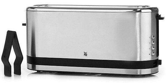 WMF KÜCHENminis Langschlitz Toaster mit Cromargan Gehäuse und 900 Watt ab 52,81€ (statt 59€)