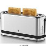 WMF KÜCHENminis Langschlitz-Toaster mit Cromargan-Gehäuse und 900 Watt ab 52,81€ (statt 59€)