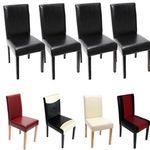 4er Set heute-wohnen Esszimmerstühle für 104,99€ (statt 148€)