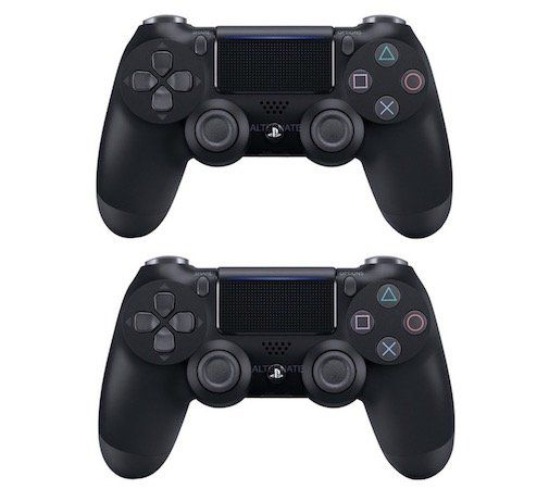 2er Pack Sony Dualshock 4 wireless Controller (v2) für 68,98€ (statt 97€)