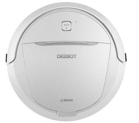 Deebot M81 Pro Saug Wischroboter mit App Anbindung als Vorführware für 88€ (statt 200€)