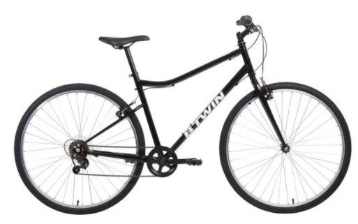 BTwin 28 Zoll Cross Trekkingrad Größe M für 89,99€ (statt 130€)