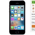iPhone SE 32GB für 19€ + Vodafone Flat mit 1GB für 14,99€ mtl.