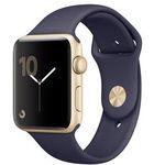 Apple Watch Series 2 (42mm) mit Sportarmband in Gold für 273,99€ (statt 307€)