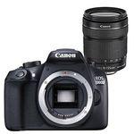 Canon EOS 1300D Spiegelreflexkamera mit 18-135 mm Objektiv für 487,63€ (statt 590€)