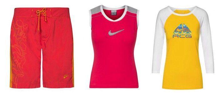 Nike Damen Fitness Sale mit vielen Angeboten bei SportSpar + 10% Gutschein   z.B. Nike Air Damen Tank Top nur 3,59€