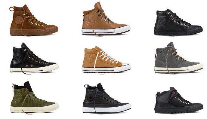 Converse: ausgewählte Sneaker und Klamotten für je 35€   z.B. Converse Chuck Taylor All Star Boot PC (statt 52€)