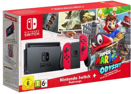 Knaller! 16% auf ALLES bei Schwab   z.B. Nintendo Switch inkl. Mario Odyssey für 326,14€ (statt 380€)