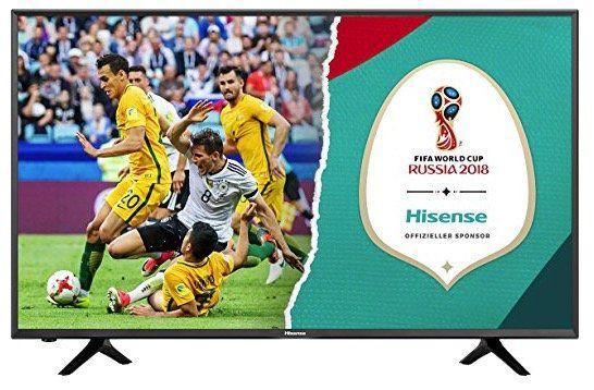 Hisense H43NEC5205   43 Zoll 4K Fernseher für 305,94€ (statt 350€)
