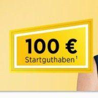 Kostenloses Commerzbank Girokonto mit 100€ Startguthaben   nur 0,01€ Mindestgeldeingang mtl.