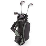 Einsteiger Golf-Sets mit Doppel-Rucksack-Tragegurt für 79€