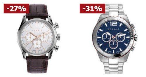 Knaller! Karstadt mit 50% Rabatt auf Esprit Uhren & Schmuck   z.B. Damen Ring Algea für 99,45€ (statt 210€)