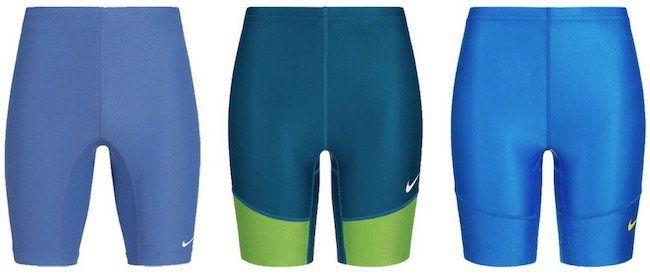 Nike Tights Sport Radler Shorts für je 13,99€