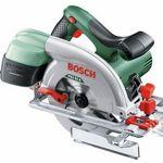 Bosch Kreissäge PKS 55 A mit Holz-Sägeblatt für 75€ (statt 83€)
